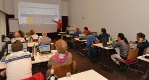 Aula corso pratico CEF ottobre 2015 Milano
